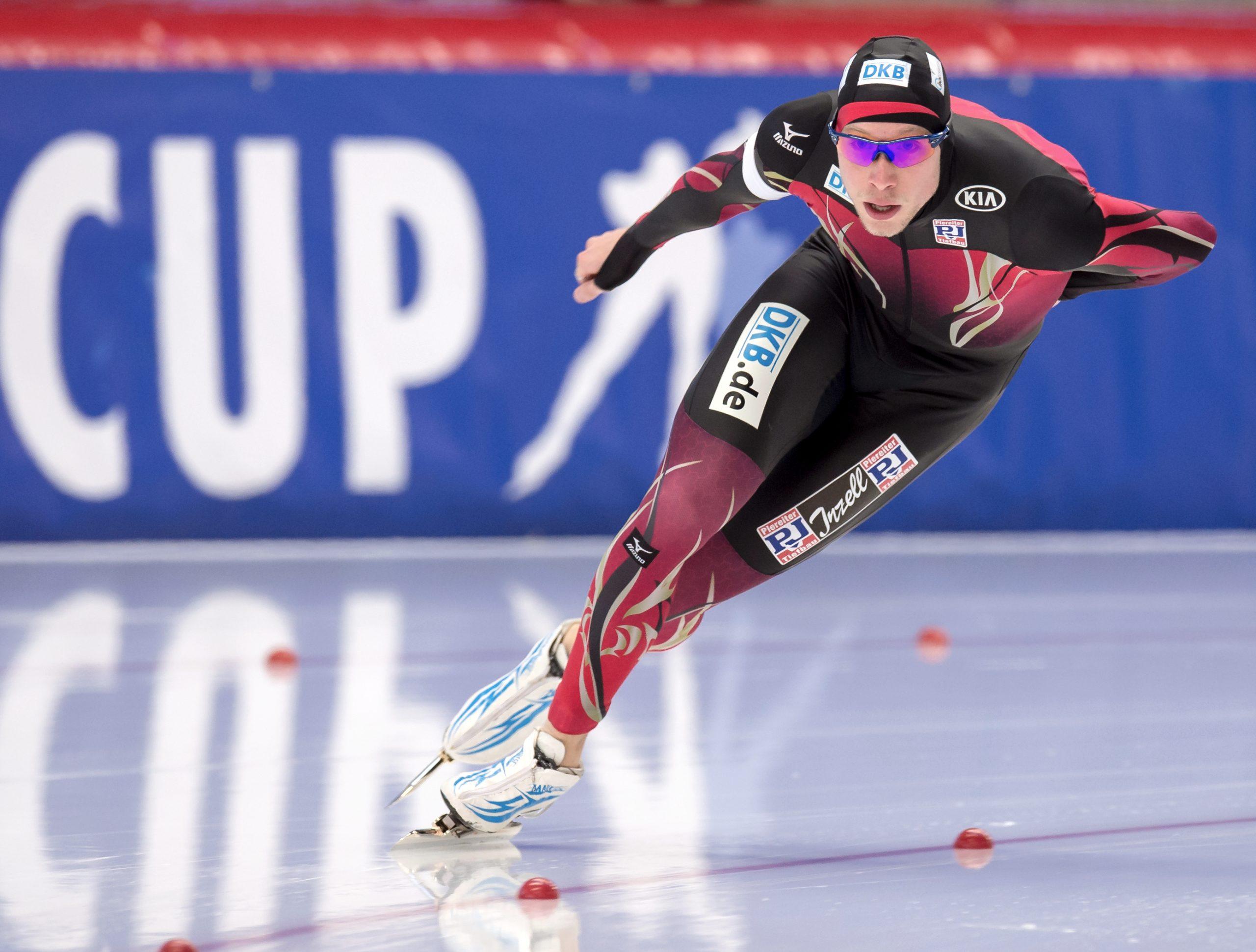Über mich | Moritz Geisreiter - Eisschnellläufer Weltcup